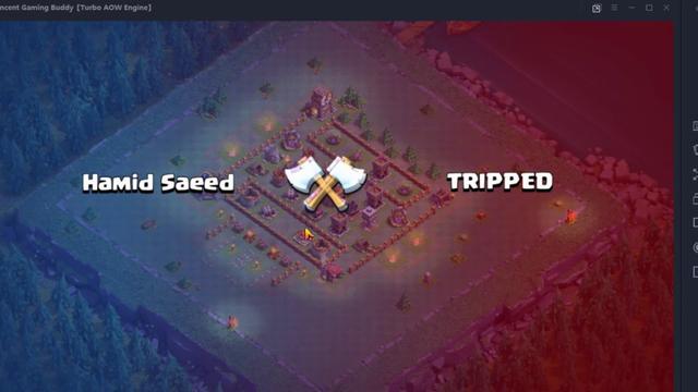 Th 10 farming (clash of clans).