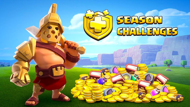 Clash of Clans - Getting Started With Season Challenges Trailer (2019)
