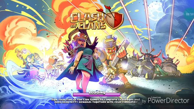 Clash of Clans !! #1 TH de Level 6 !!!