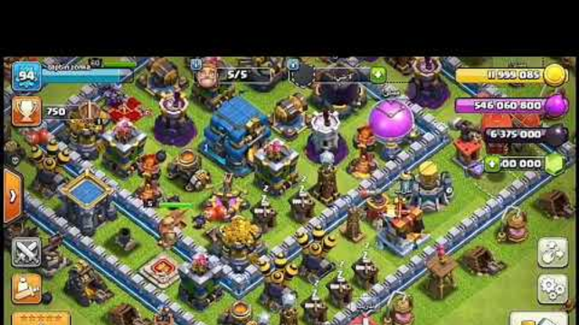 Clash of clans final attaked full updates