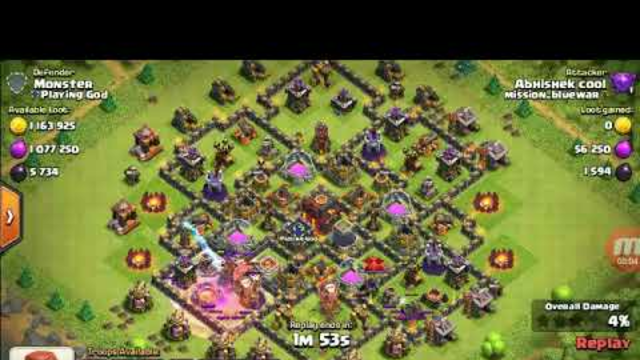 THE GREAT LOOT CLASH OF CLANS