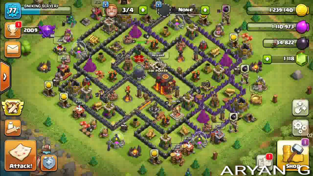 CLASH OF CLANS  GAVE ME 1.5 MILLION LOOT FREE ||THIS TH 1O ID FIX THAT RUSH BASES||