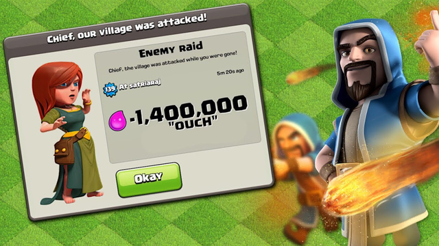 MY BASE WAS WORTH 1.4 MILLION!  TH12 Farm to Max | Clash of Clans