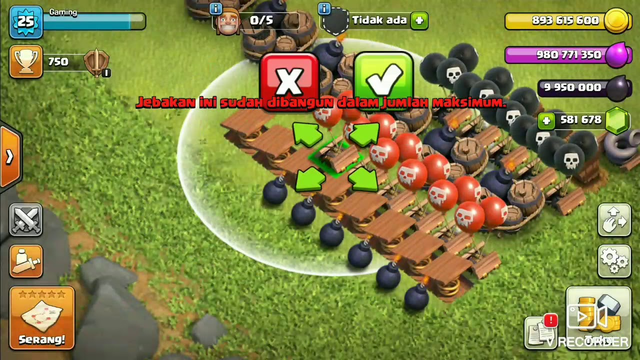 Time Lapse COC TH 1 To TH 12 Max