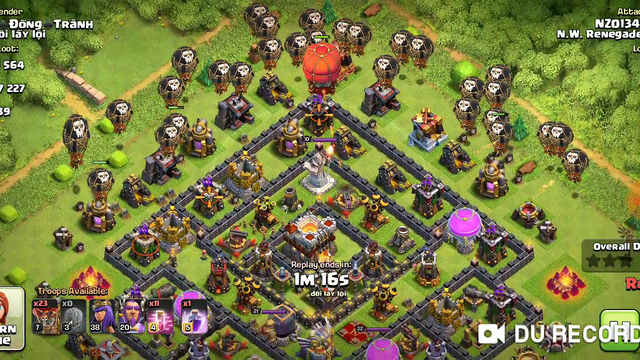 Clash of clans first time ever to raid someone with 1mil gold and elixer