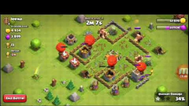 Base Camp Coc Th 6 Terkuat 11