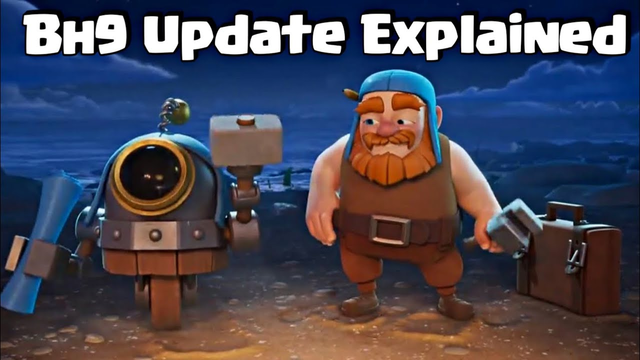 Builder Hall 9 Update Explained in Hindi | Clash Of Clans India - COC