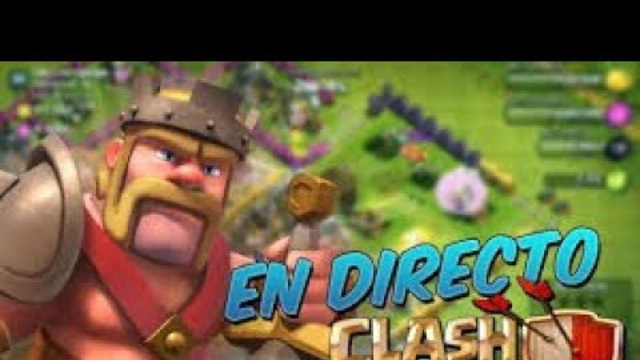 Directo de Clash of Clans
