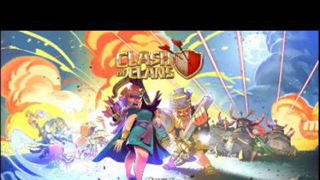 Main clash of clans