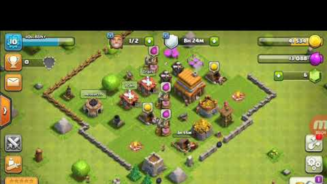 #2 odc Clash of clans