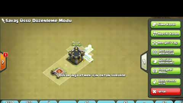 NEW INSANE TH 8 WAR BASE CLASH OF CLANS
