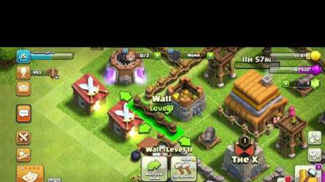 Byger grejer i clash of clans