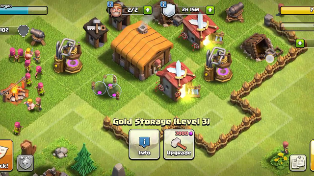 How to play clash of clans th 1 to 12