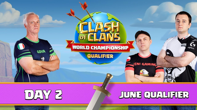 World Championship - June Qualifier - Day 2 - Clash of Clans