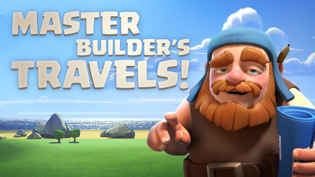Clash of Clans: Traveling Master Builder - Builder Hall 9