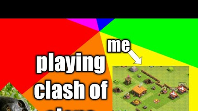 CLASH OF CLANS: town hall 2 is AWESOME!!!!