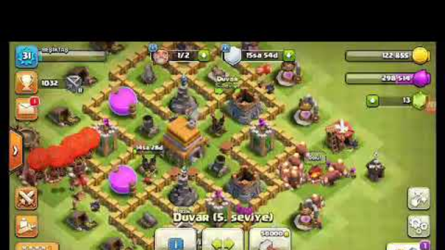 Clash of clans oymamak