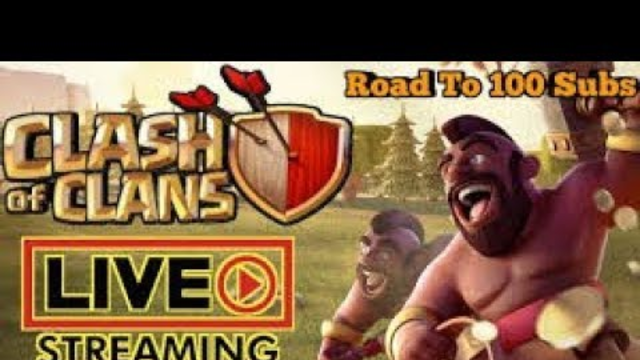 LIVE : COC looting with 3 IDS..plz sub. me