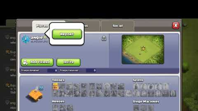 A Town Hall 1 In Clash Of Clans...