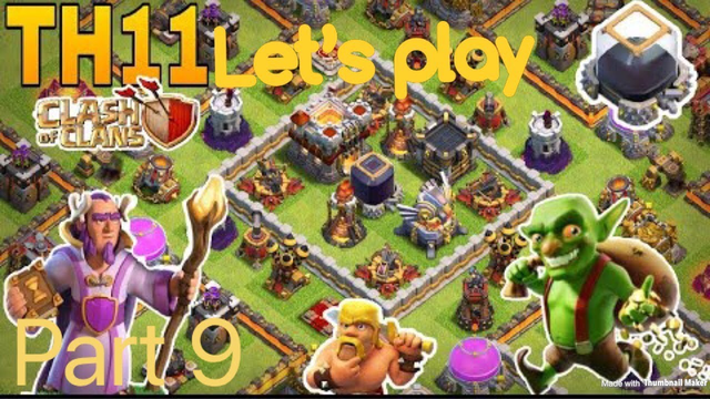 clash of clans TH11 Let's Play part 9: Upgrading the new defenses
