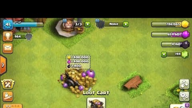CLASH OF CLANS INDIA LIVE PUSHING TH5 AND BASE VISITING
