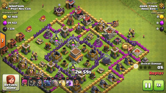 Clash of clans best attack