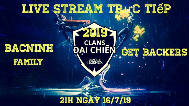 [ COC ] Live Stream War Elit - Clash Of Clan   BacNinh.family Vs Clan Get Backers   moi nhat 2019