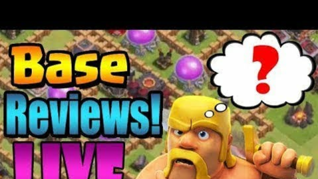 My Clash of Clans livestream using DU Recorder