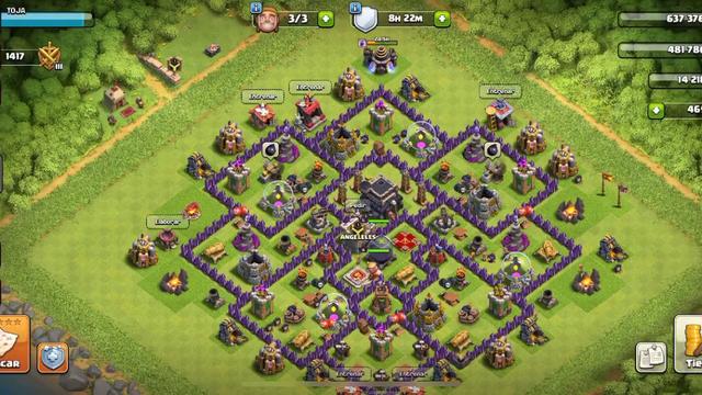 Como conseguir gemas gratis en clash of clans