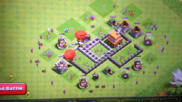 More clash of clans with town hall 5 and builder base