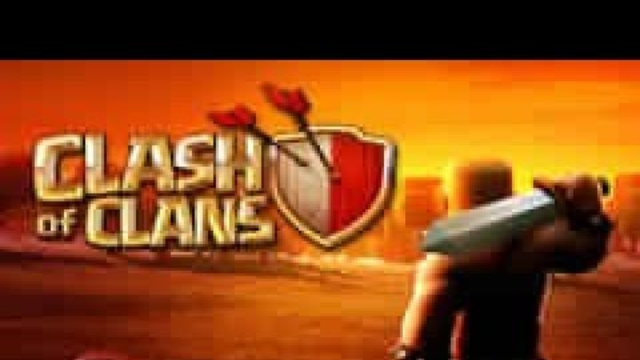 clash of clans th7 pushing
