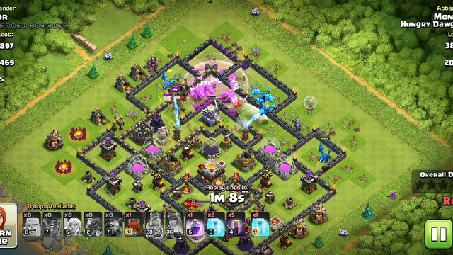 Clash of Clans: 3 - Star Attack on TH 11