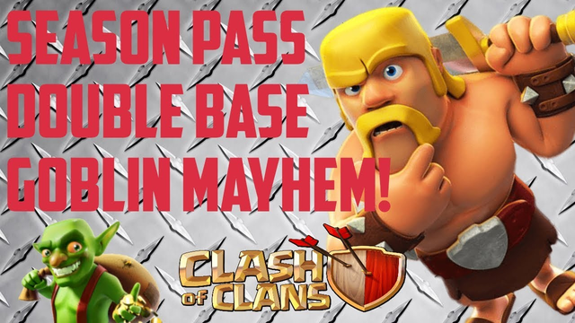 GOBLIN RAIDS GALORE and Clash of Clans Pass UPDATE!