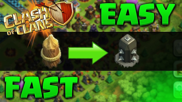 Farming up walls to level 10!  | Clash of Clans