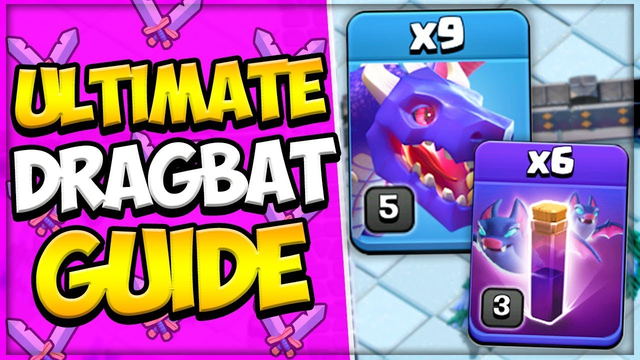 How to Use DRAGBAT at TH 10 Successfully | Easy TH 10 Attack Strategy | Clash of Clans
