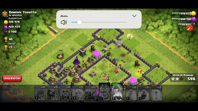 How to attack clash of clans