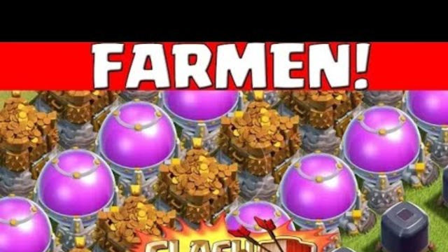 BESSER FARMEN IN COC  - TIPPS  ,TRICKS & TAKTIKEN! CLASH OF CLANS #004