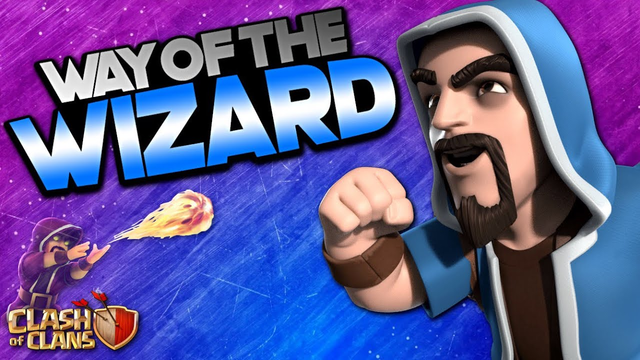 THE WAY OF THE WIZARD!  Fix that Engineer | Clash of Clans