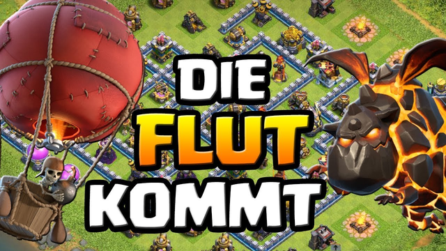 Diese Strategie dominiert Rathaus 12 | Sui LavaLoon Guide | Clash of Clans