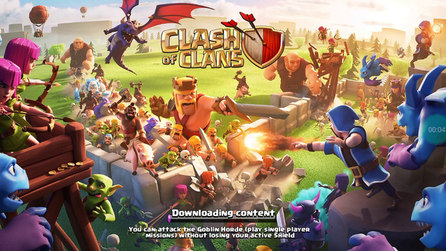 Clash Of Clans #1
