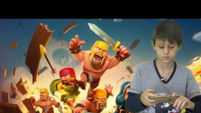Gugu Show - CLASH OF CLANS