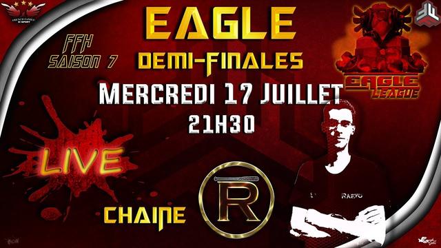 Demi-Finales FFF league Eagle | Clash Of Clans