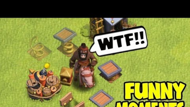 CLASH OF CLANS FUNNY MOMMENTS!! (1#)