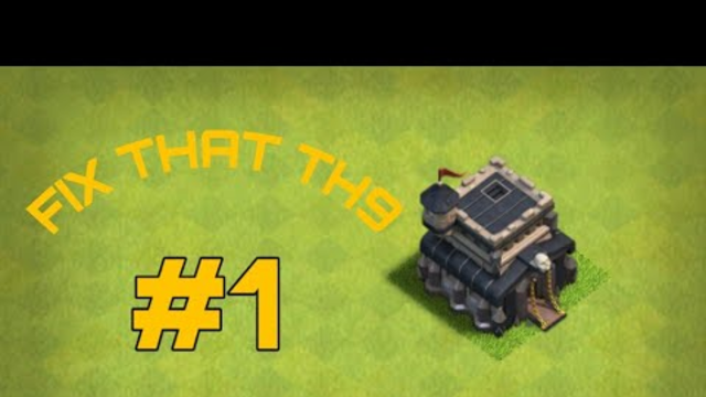 FIX THAT RUSH #2 | CLASH OF CLANS ||