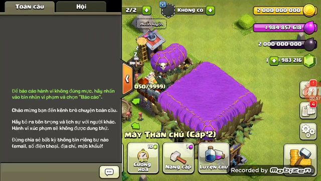CLASH OF CLANS UNLIMITED EVERYTHING APK WORKING 2019