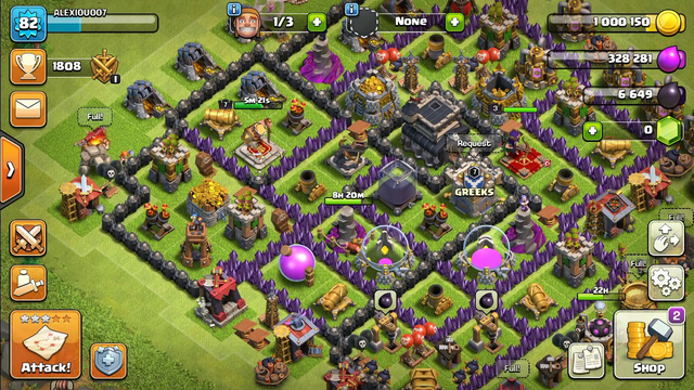 Clash of clans gameplay #005