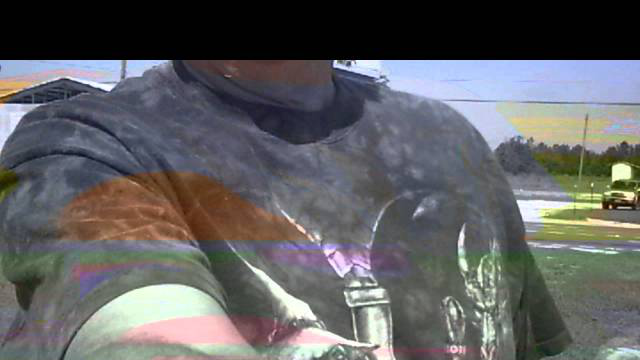Baker High School Columbus, GA Trip to Coc Beach pit stop in Sylvester, GA.AVI