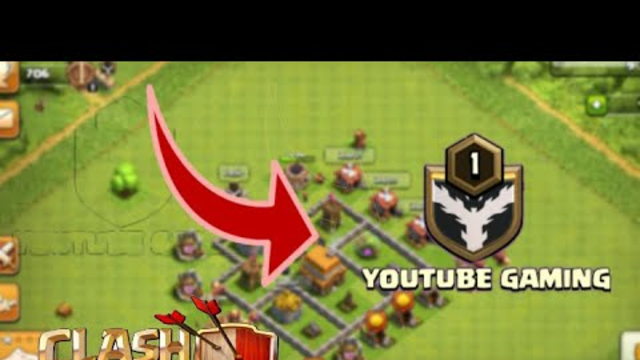 YOUTUBE GAMING !! NUESTRO CLAN | Clash Of Clans