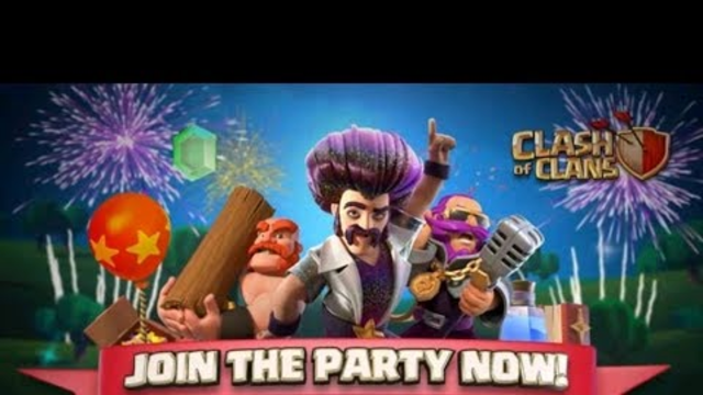 Finishing up events/ Clash of Clans