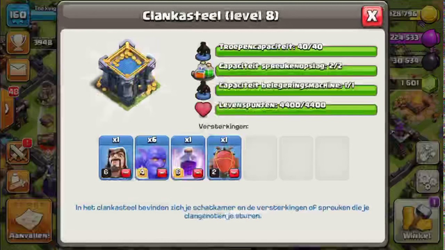 First time i recorded Clash of Clans